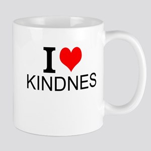 I Love Kindness Mugs
