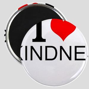 I Love Kindness Magnets