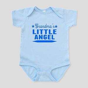 Grandmas Little Angel Body Suit