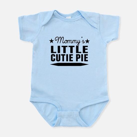 Mommys Little Cutie Pie Body Suit