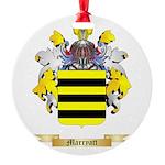 Marryatt Round Ornament