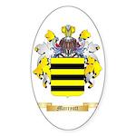 Marryatt Sticker (Oval 50 pk)