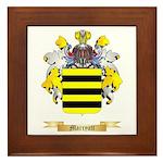 Marryatt Framed Tile