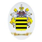 Marryatt Oval Ornament