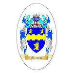 Marrow Sticker (Oval)
