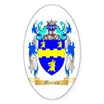 Marrow Sticker (Oval 10 pk)