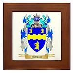Marrow Framed Tile