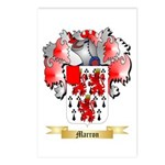 Marron Postcards (Package of 8)
