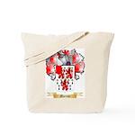 Marron Tote Bag