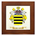 Marritt Framed Tile