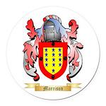Marrison Round Car Magnet