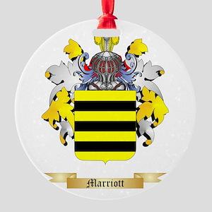 Marriott Round Ornament