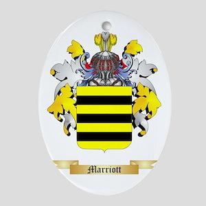 Marriott Oval Ornament