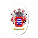 Marriner 20x12 Oval Wall Decal