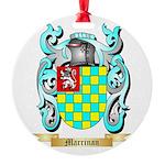 Marrinan Round Ornament
