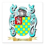 Marrinan Square Car Magnet 3