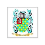 Marrinan Square Sticker 3