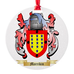 Marrikin Ornament