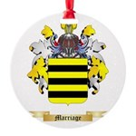 Marriage Round Ornament