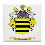 Marriage Tile Coaster