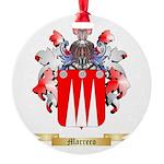 Marrero Round Ornament