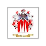 Marrero Square Sticker 3