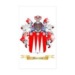 Marrero Sticker (Rectangle 50 pk)