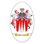 Marrero Sticker (Oval)