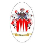 Marrero Sticker (Oval 50 pk)