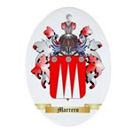 Marrero Oval Ornament