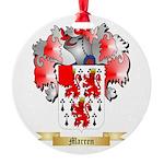 Marren Round Ornament