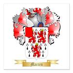 Marren Square Car Magnet 3
