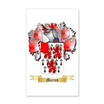 Marren 20x12 Wall Decal