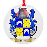 Marre Round Ornament