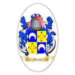 Marre Sticker (Oval 10 pk)