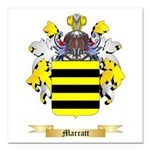 Marratt Square Car Magnet 3