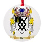 Marr Round Ornament