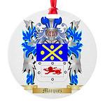 Marquez Round Ornament