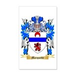 Marquette 20x12 Wall Decal