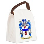 Marquette Canvas Lunch Bag
