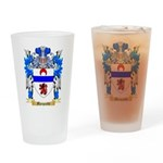 Marquette Drinking Glass