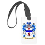 Marquette Large Luggage Tag