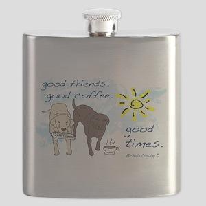 Good Times Flask
