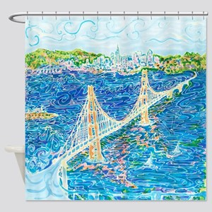 Golden Gate San Francisco Shower Curtain