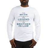 Brother in law Long Sleeve T-shirts