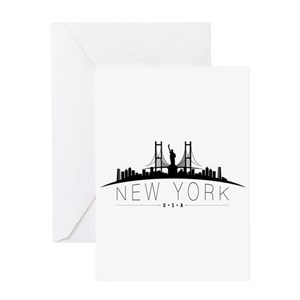 New york greeting cards cafepress m4hsunfo