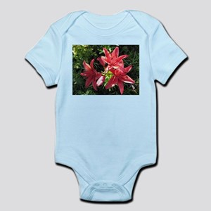 Deep Pink Hybrid Asiatic Lily Body Suit