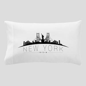 New York Pillow Case