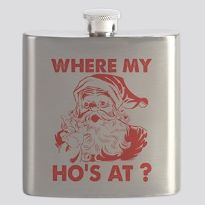 Where My Ho's At?! Flask
