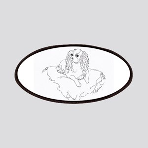 "'Cavalier King Charles Spaniel"" dog Patches"